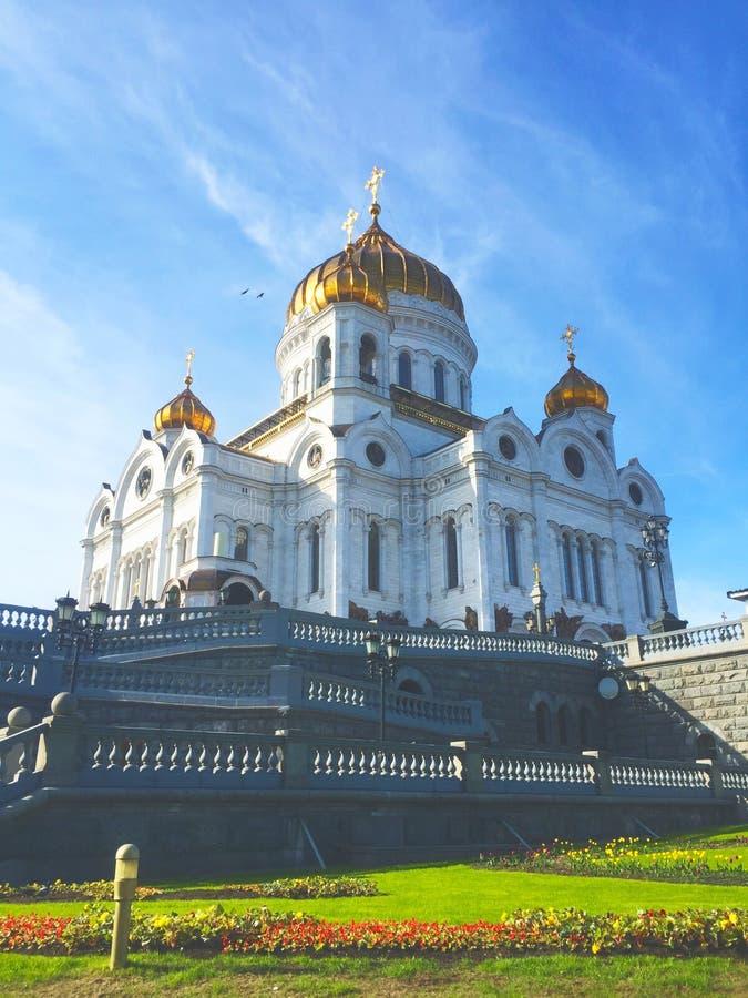 Cattedrale di Christ il salvatore immagine stock