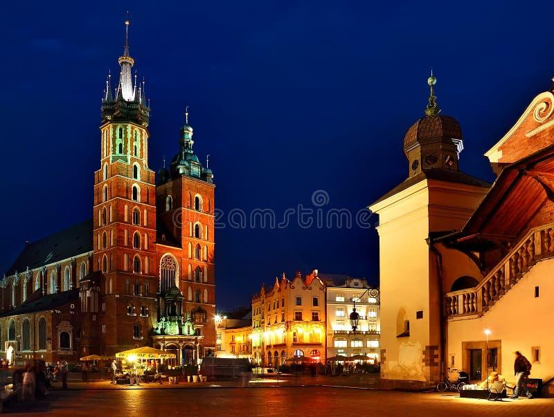 Cattedrale di Cracovia fotografia stock