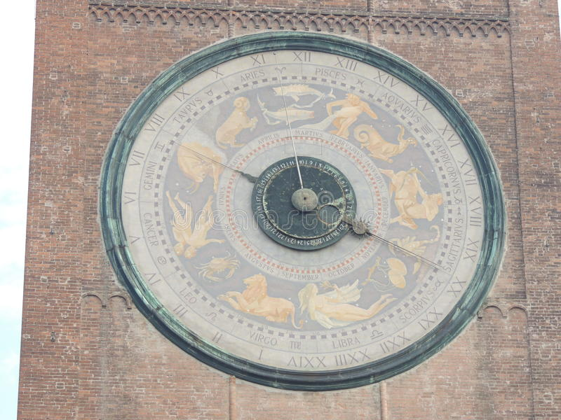 Cattedrale di Cremona fotografia stock libera da diritti