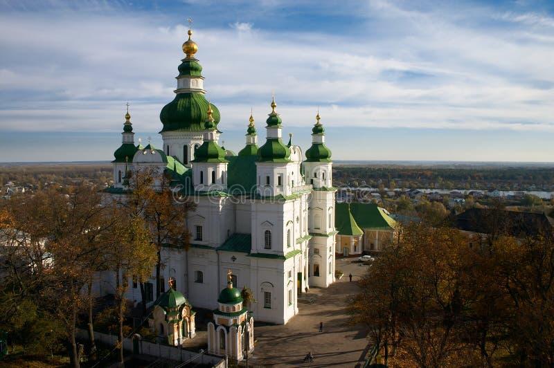 Cattedrale di Cristianità di Orthodo immagini stock libere da diritti