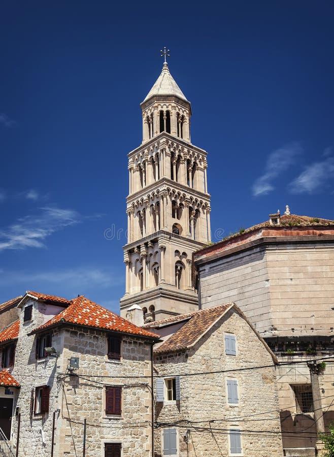 Cattedrale di Domnius del san immagini stock