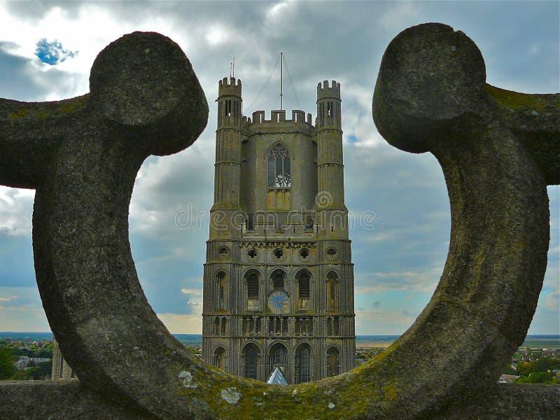 Cattedrale di Ely immagini stock