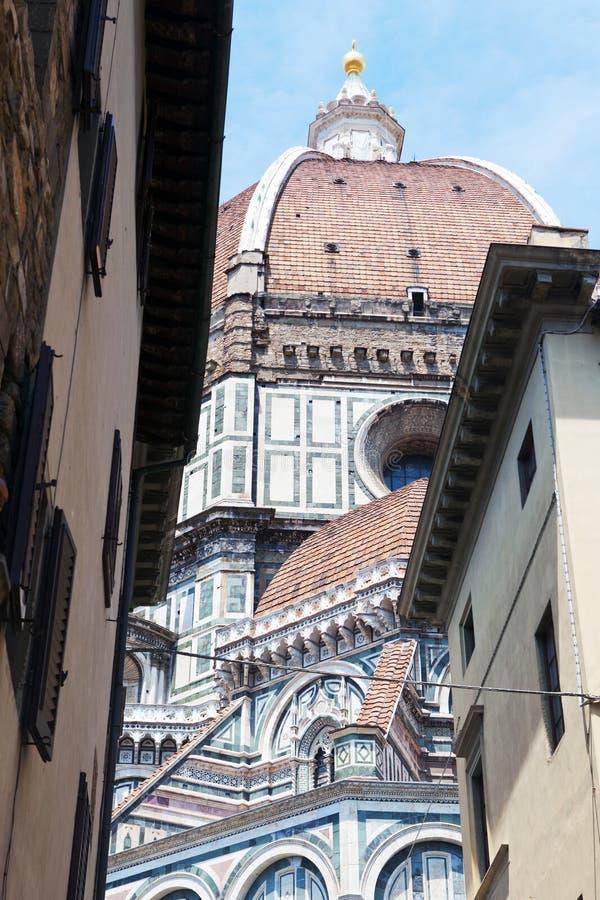 Cattedrale -1a di Firenze immagini stock libere da diritti