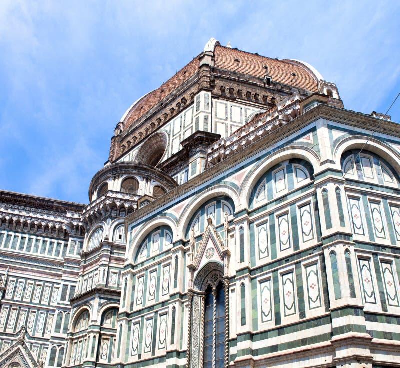 Cattedrale -1a di Firenze immagine stock libera da diritti