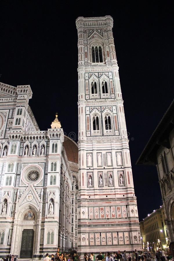 Cattedrale -1a di Firenze fotografia stock