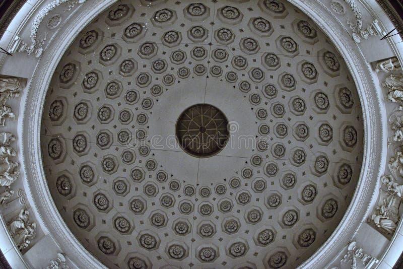 Cattedrale di Fossano - Cuneo Italia immagine stock libera da diritti