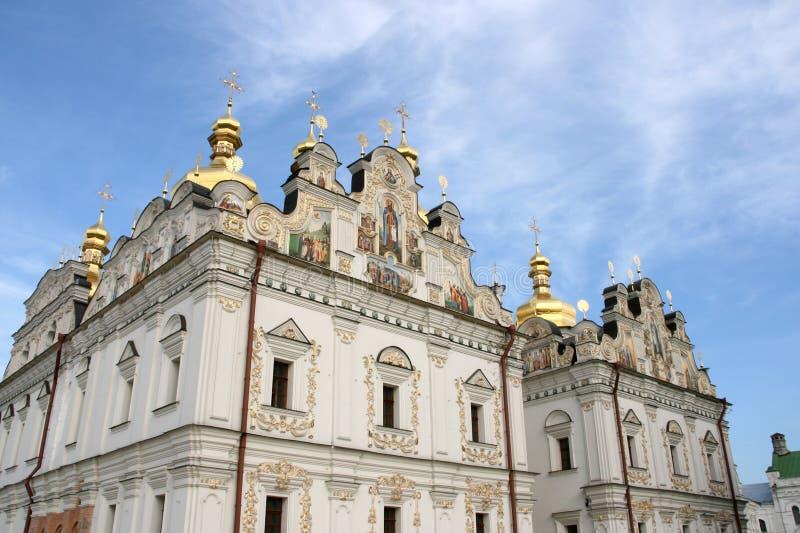 Cattedrale di Kiev fotografia stock libera da diritti