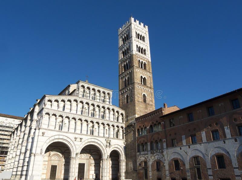 Cattedrale di Lucca di St Martin immagine stock