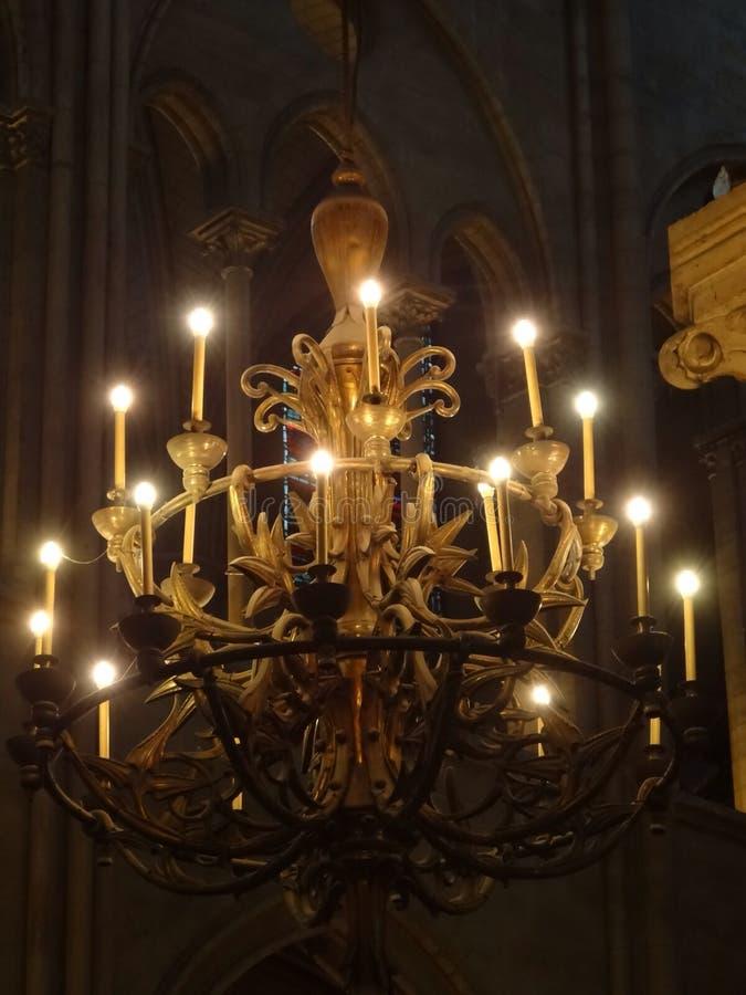 Cattedrale di Nortredam fotografie stock libere da diritti