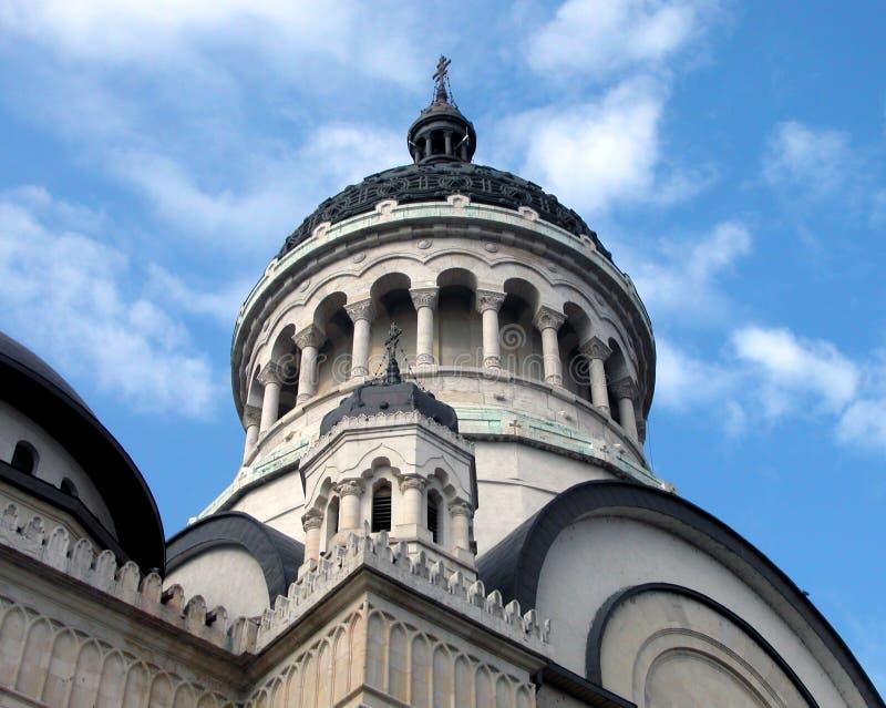 Cattedrale Di Othodox Fotografia Stock