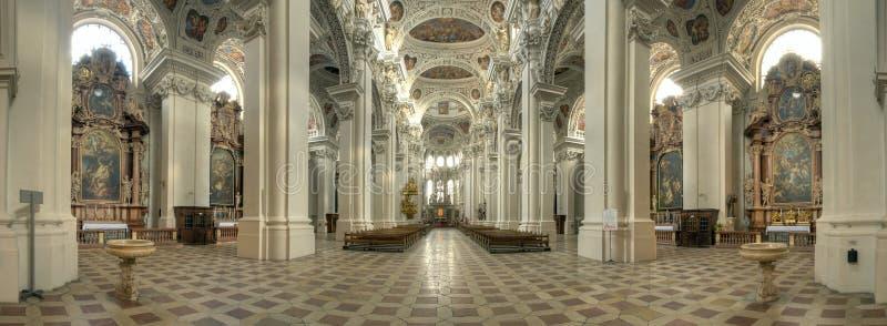 Cattedrale di Passau fotografia stock