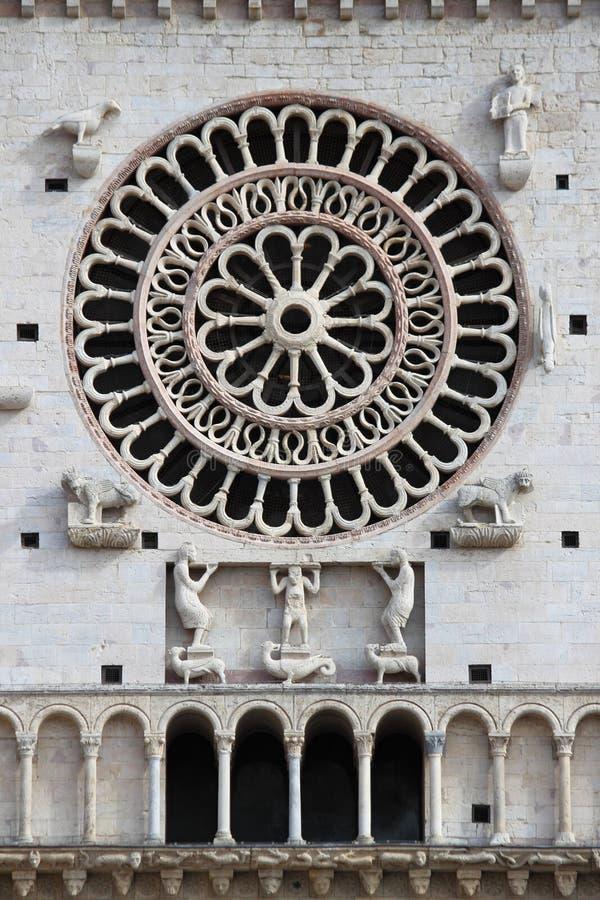 Cattedrale di Rufino del san immagini stock