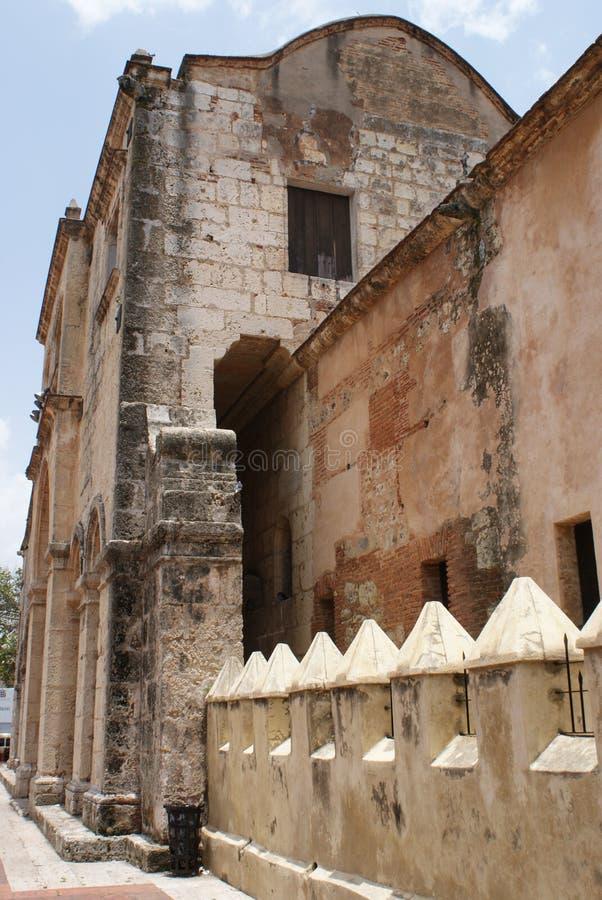 Cattedrale di Santo Domingo fotografie stock libere da diritti