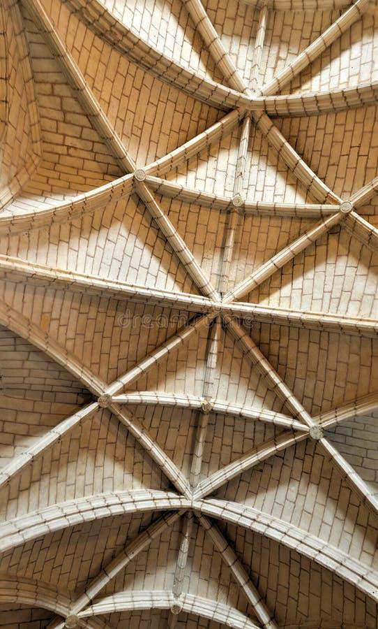 Cattedrale di St Mary dell'incarnazione, Santo Domingo, Dominic fotografia stock libera da diritti