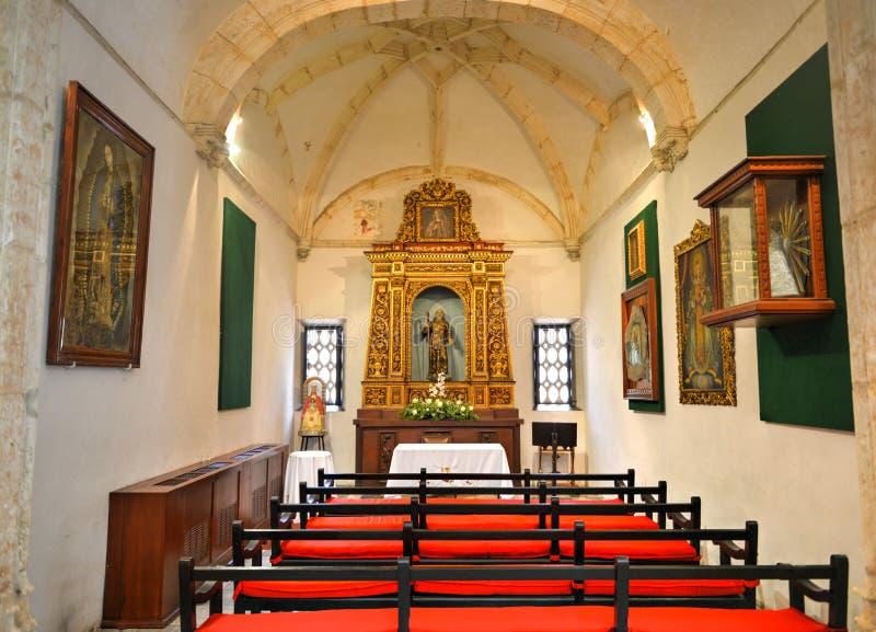 Cattedrale di St Mary dell'incarnazione, Santo Domingo, Dominic fotografia stock