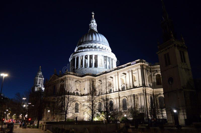 Cattedrale di St Paul immagine stock