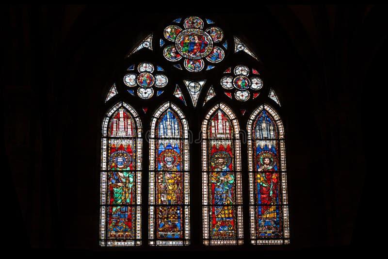 Cattedrale di Strasburgo immagine stock