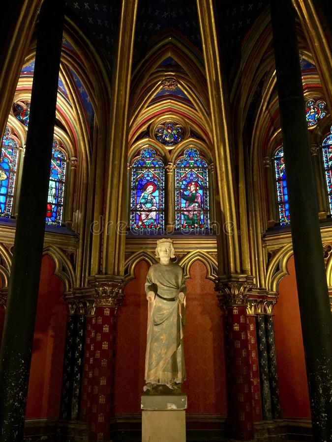 Cattedrale di StVitus fotografia stock