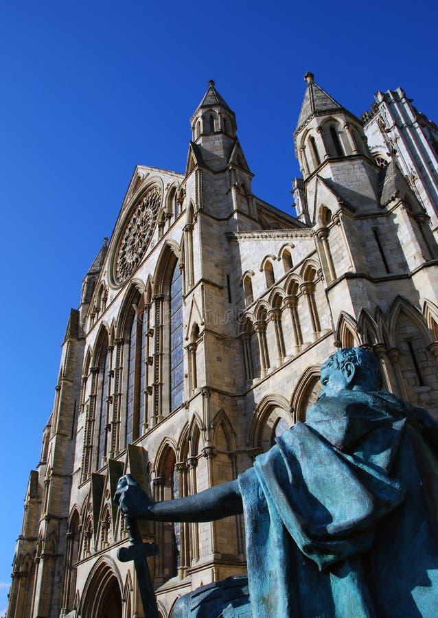 Cattedrale Di York Immagine Stock Editoriale