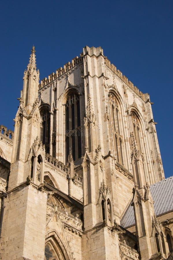 Download Cattedrale di York in sole fotografia stock. Immagine di storia - 7311660