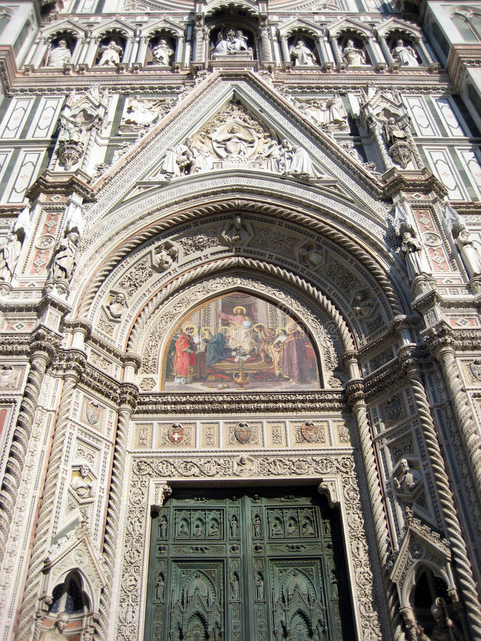 Cattedrale Firenze n.2 royalty free stock photo