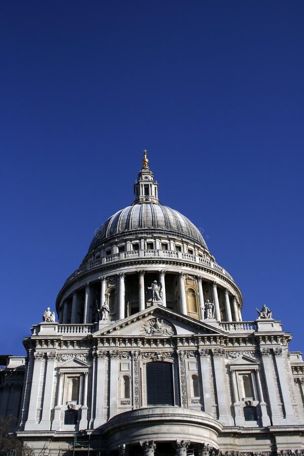 Cattedrale Londra della st Pauls fotografia stock