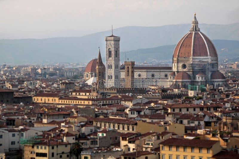 Cattedrale Santa Maria del Fiore immagine stock libera da diritti