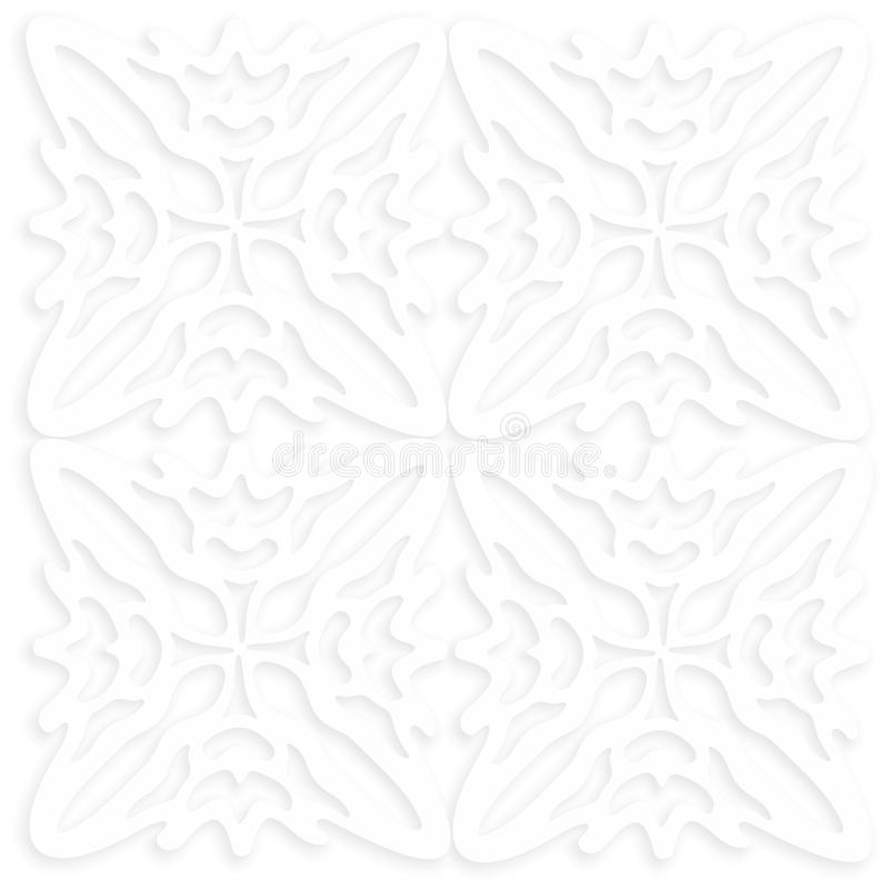 Cattleya abstraction module 6 royalty free stock photo