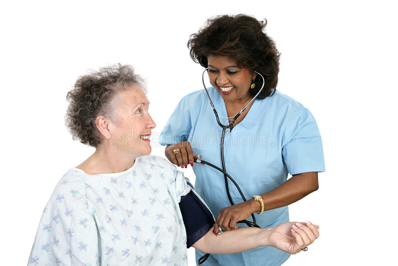 Cattura della pressione sanguigna fotografie stock libere da diritti