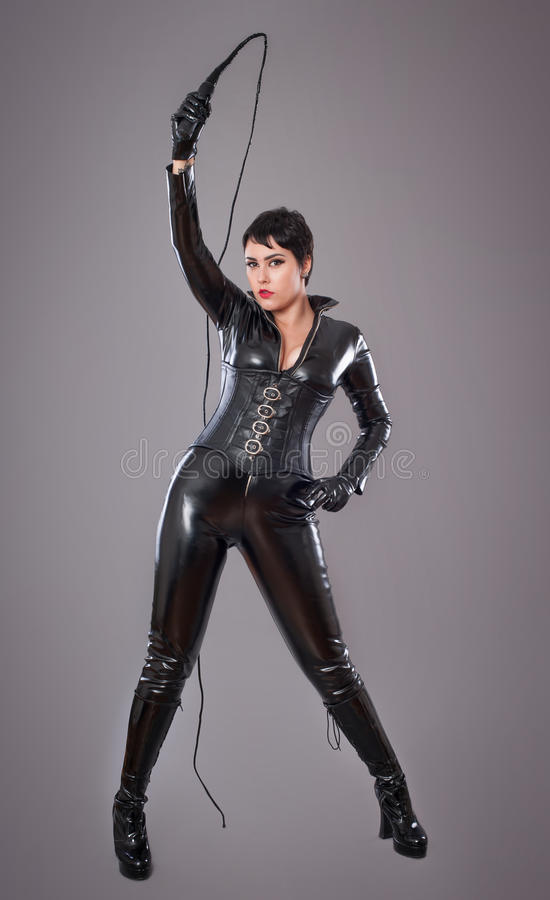 Catwoman obraz royalty free