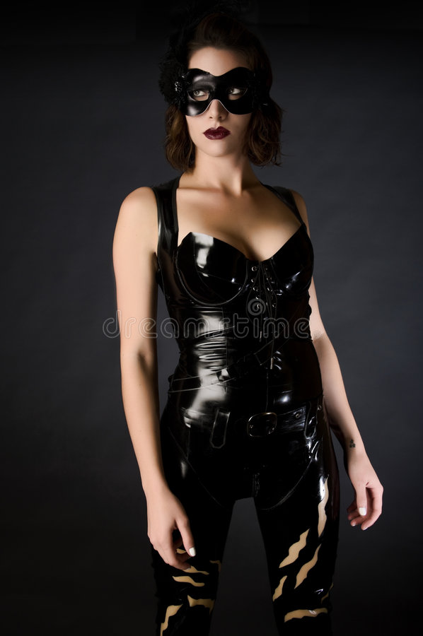 Catwoman photos stock