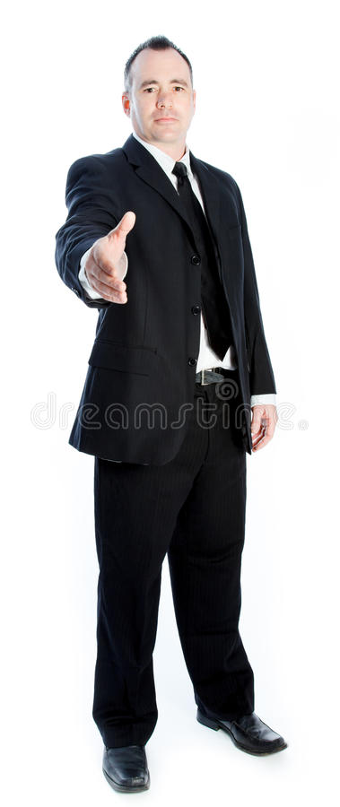 Download Caucasian Businessman 40 Years Old Stock Photo - Image of business, full: 33948908