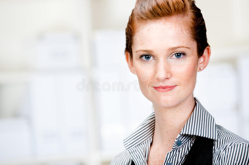 Download Caucasian Businesswoman stock photo. Image of good, person - 10263144