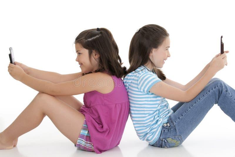 Caucasian Kids royalty free stock photography