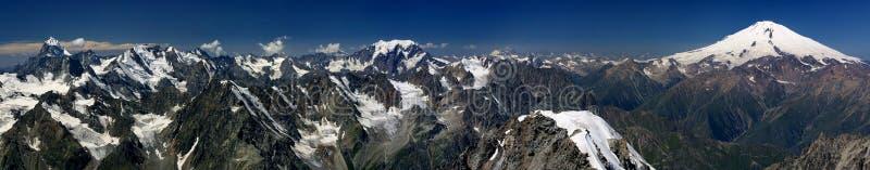 Caucaso immagine stock