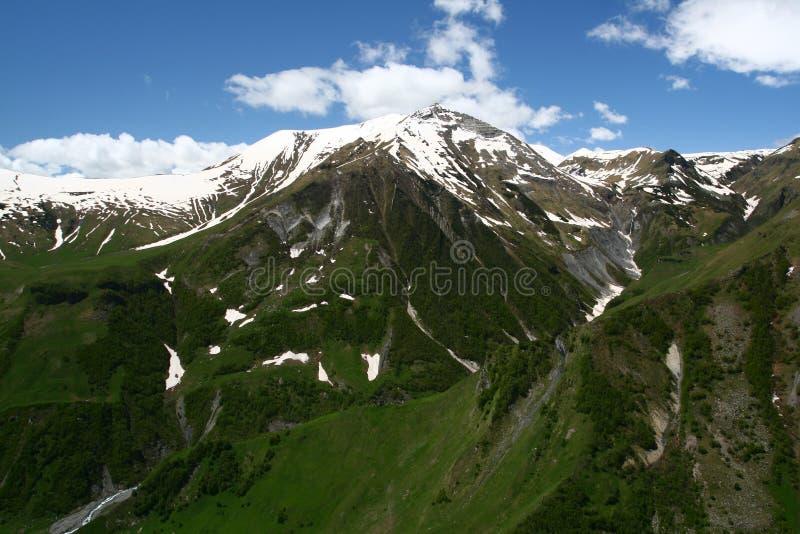 Caucaso fotografia stock