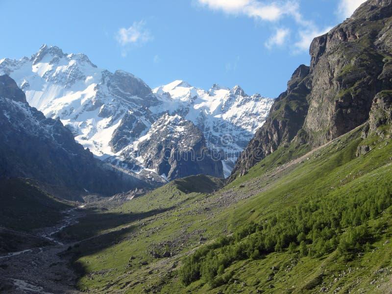 Caucasus stock image