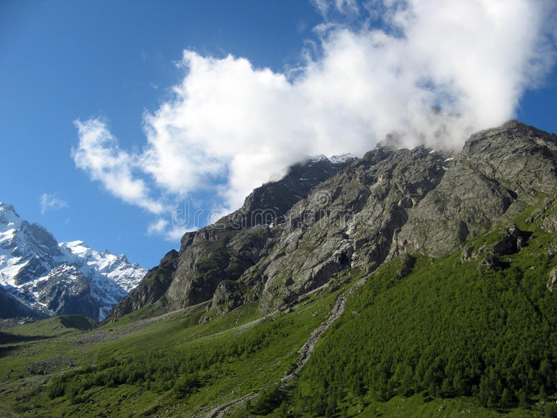 caucasus стоковые изображения