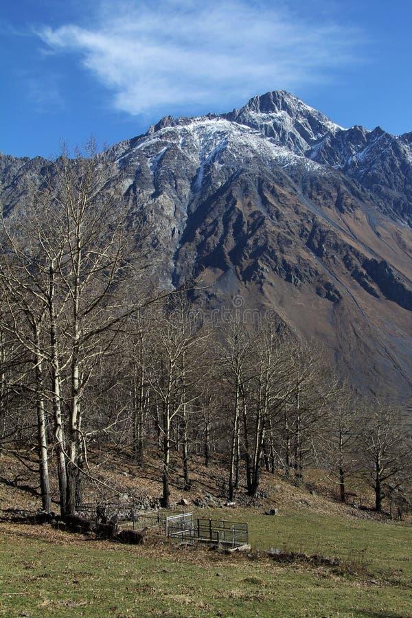 caucasus stock fotografie