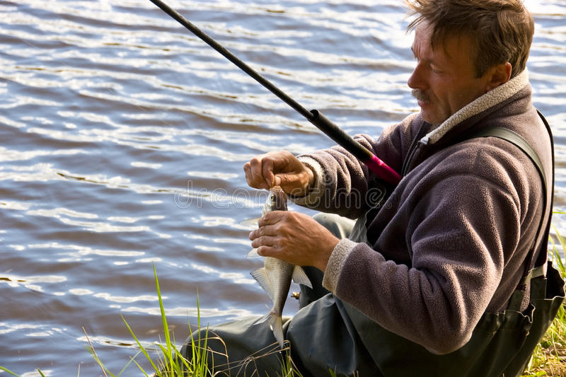 Download Caught stock photo. Image of catch, angling, hook, fishing - 19218920