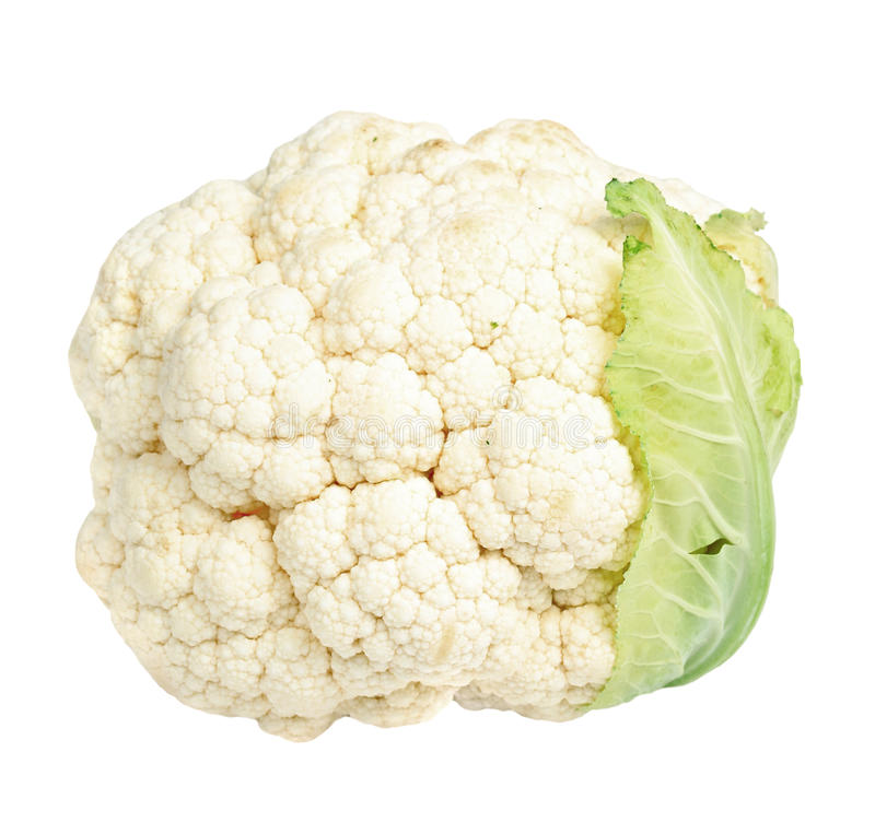 Download Cauliflower stock photo. Image of diet, crucifer, leaf - 16232794