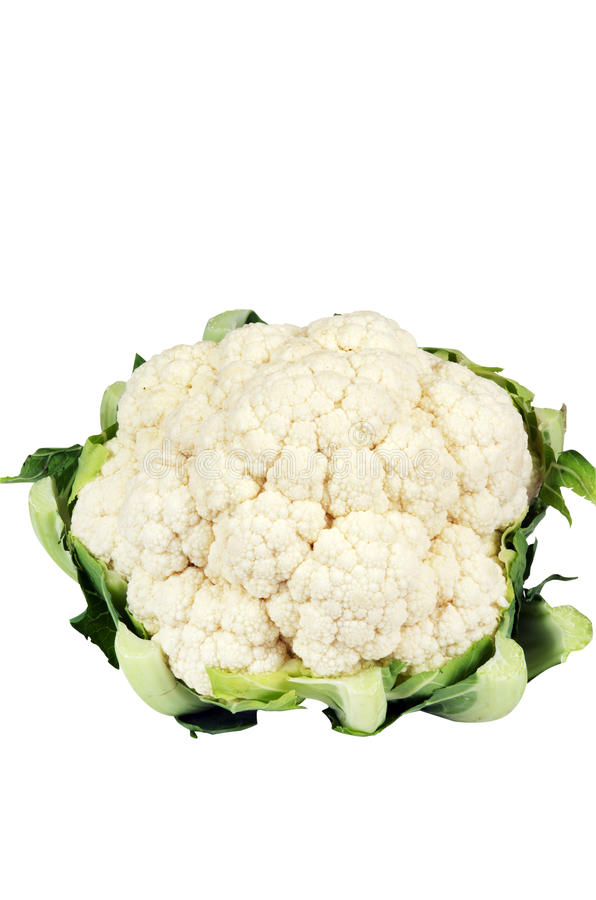 Download Cauliflower stock photo. Image of sweet, clipping, isolated - 21560274