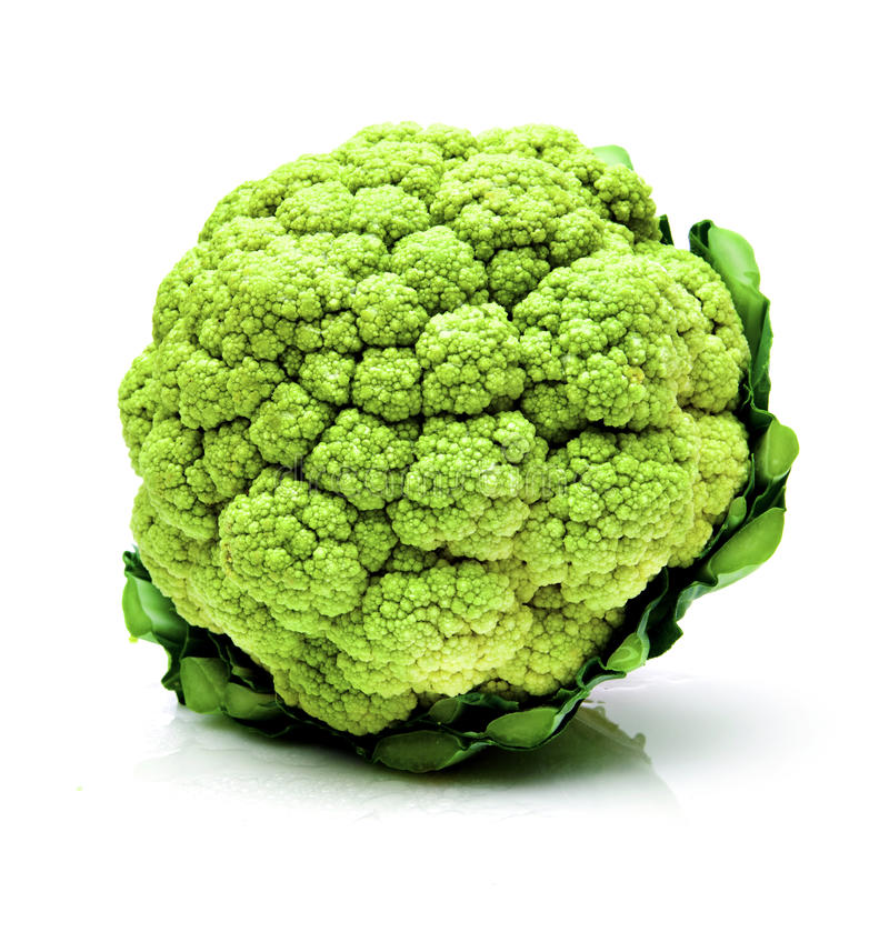 Download Cauliflower stock image. Image of earth, countryside - 34463675