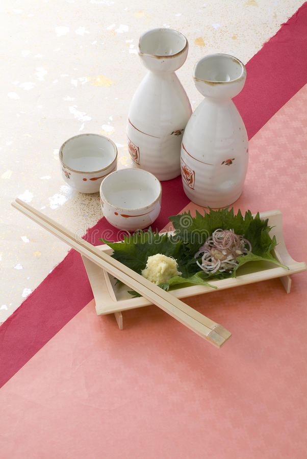 A causa japonesa e decora imagens de stock