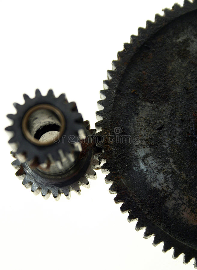 Free Cause And Effect. Gear, Cogs Royalty Free Stock Photo - 732065