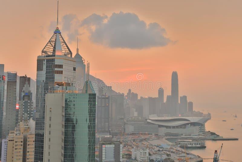 Causeway Bay, Hong Kong 28 February 2019. 28 February 2019 Causeway Bay, Hong Kong stock image