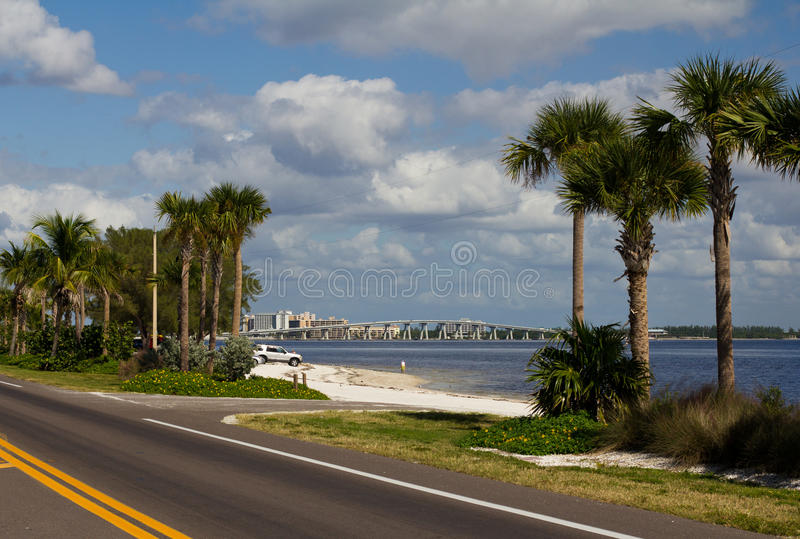 Causeway / Bridge stock photography