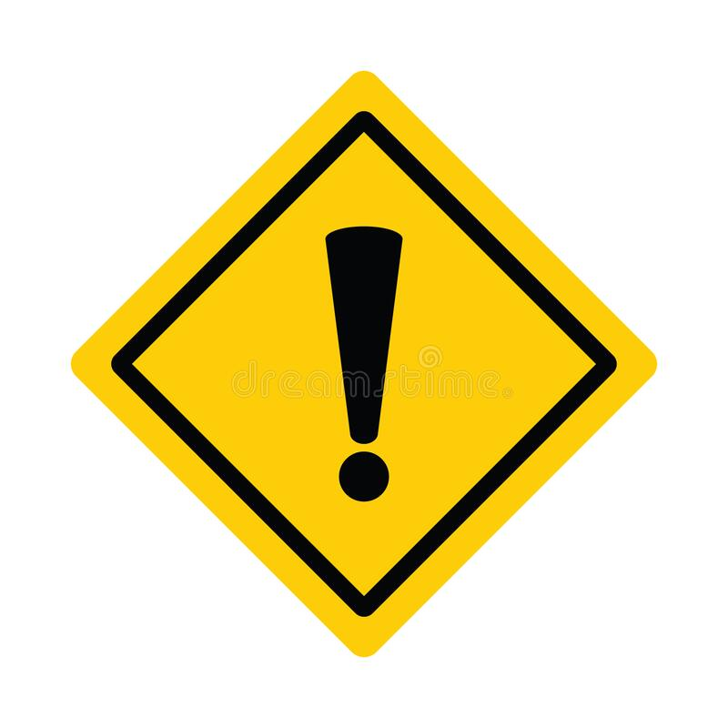 Free Caution And Warning Sign Stock Image - 177888551