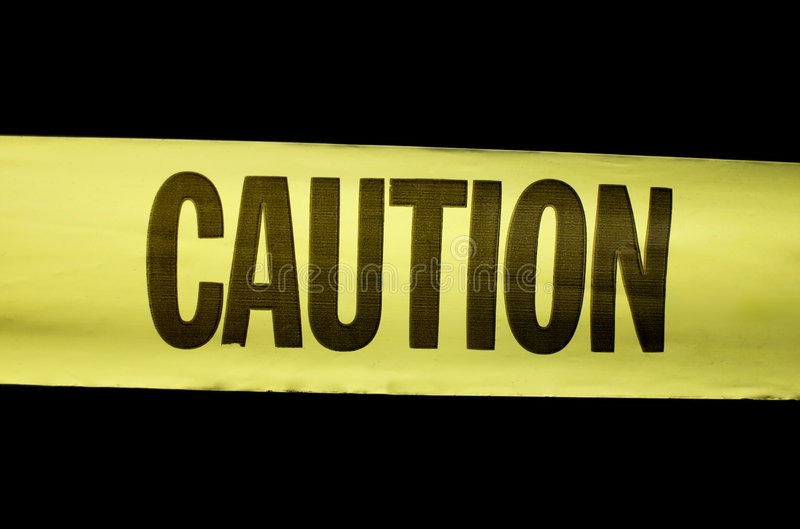 Download Caution Tape stock photo. Image of nobody, roped, forbidden - 9189096