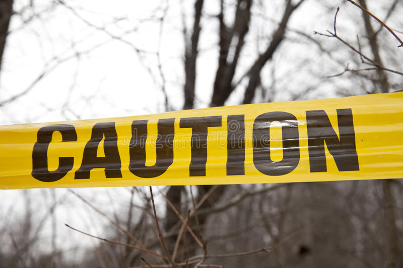 Download Caution Tape stock photo. Image of turnstile, barricade - 54656958